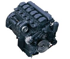 Двигатель Mercedes OM457LA