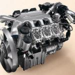 Двигатель Mercedes OM501LA